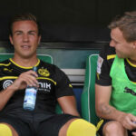 Mario Götze ficha por Borussia Dortmund