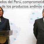 Cancillería y Sierra Exportadora llevarán oferta productiva al mundo