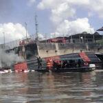 Iquitos: 14 heridos y 7 desaparecidos tras explosión en embarcación turística