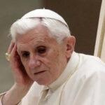 Benedicto XVI revelaque logró detener un lobby gay en el Vaticano