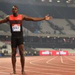 Usain Bolt se impone en los 200 metros de la Liga de Diamante