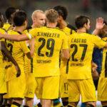 Borussia Dortmund apabulló al Manchester United de Mourinho