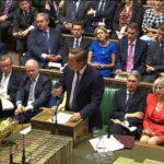 Cameron: Guerra contra Irak es responsabilidad de todos los partidos
