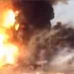 Irak: Con lanzacohetes destruyen camión- bomba antes de llegar a su destino