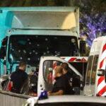 Niza: Franco-tunecino disparaba mientras embestía a la multitud