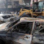 Irak: Se eleva a 125 los muertos por atentado suicida en Bagdad