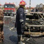 Bagdad: Al menos seis muertos por estallido de coche bomba