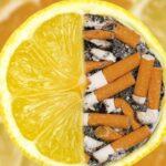 Vitamina C protegería del enfisema provocado por el tabaco