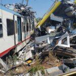 Italia: Balance provisional eleva a 23 los muertos por accidente de tren