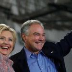 EEUU: Tim Kaine se perfila como compañero de fórmula de Hillary Clinton