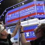 Inician Convención Demócrata que nominará a Clinton para Casa Blanca