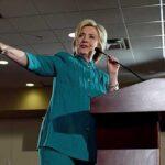 Hillary Clinton presentaría a compañero de fórmula en Florida