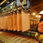 Producción de cobre en Perú creció un 51 % en primer semestre de 2016