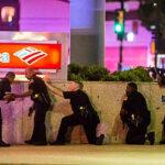 EEUU: Cinco agentes muertos y 6 heridos en protesta contra violencia policial (VIDEOS)