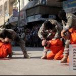 Estado Islámico decapita a 3 jugadores y entrenador de fútbol