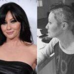 EEUU: Actriz Shannen Doherty publica fotos de su dura lucha contra el cáncer