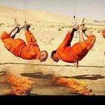 Estado Islámico sumergió a siete desertores en agua hirviente