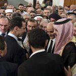 Siria: Inusitada aparición pública de Al Asad fuera de Damasco