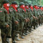 Colombia: Tres infantes de Marina muertos por ataque del ELN