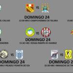 Segunda División: Programación de la fecha 13