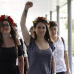 España: Absuelven a 5 activistas de Femen que protestaron semidesnudas