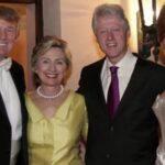 Republicano Trump elogiaba a demócrata Hillary Clinton en el 2008