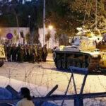 Turquía: Más de 6 mil detenidos deja fallido golpe de Estado (VIDEO)