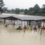 Nepal:  57 Muertos y 21 desaparecidos por inundaciones y deslaves