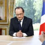 Francia: Hollande coordina acciones antiterroristas con célula de crisis