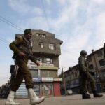 Cachemira india bajo toque de queda en tercer día de violencia con 23 muertos