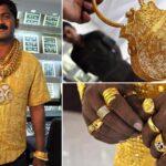 Millonario con la camisa de oro más cara del mundo es asesinado