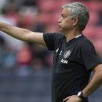 José Mourinho gana con el Manchester su primer amistoso y sueña ser protagonista