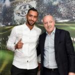 Juventus sigue armando un plantel de lujo para tentar título de liga italiana