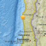 Chile: Sismos de 5.2 y 5.0 grados sacuden la región de Coquimbo