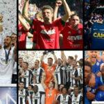 Las grandes ligas de Europa alistan inicio de sus campeonatos
