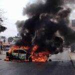 México: Maestros bloquean carreteras en protesta contra reforma educativa