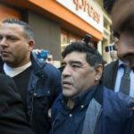 Maradona indignado por traspaso de Higuaín a Juventus