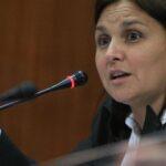 Ministra de Justicia expuso política de Estado del Perú en audiencia de CIDH