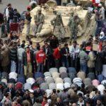 La población en Egipto crece un 23.76 por ciento en diez años