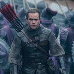"""Matt Damon defiende a China de invasión de monstruos en """"La Gran Muralla"""""""