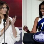 EEUU: Acusan a esposa de Donald Trump de plagiar discurso de Michelle Obama
