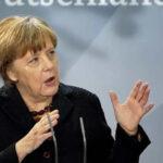 Alemania: Angela Merkel convoca al consejo de seguridad este sábado