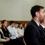 """Audiencia reprocha a Leo Messi su """"ignorancia deliberada"""" en gestión de ingresos"""