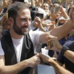 Turín: Se desata locura colectiva con llegada de Gonzalo Higuaín