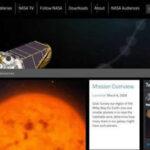 EEUU: Hackers atacan la NASA y cambian fotos de planetas por mujer