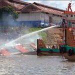 Iquitos: Encuentran otras 3 víctimas de explosión en embarcación