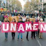 """""""Ni Una Menos"""" gana apoyo en respuesta por abusos contra mujeres"""
