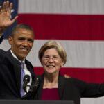 Obama e influyente senadora progresista Warren defienden reforma de Wall Street