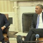 Obama se reúne este domingo con el Rey, Rajoy y la oposición española