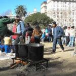 Argentina: Instalarán 100 ollas populares en las calles contra la pobreza